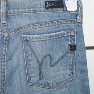 Citizens of humanity Holly womens jeans size 27 S